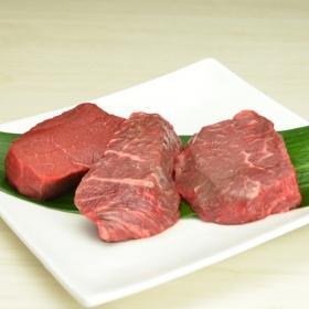 ヤマギシの牛肉 ファミリーステーキ