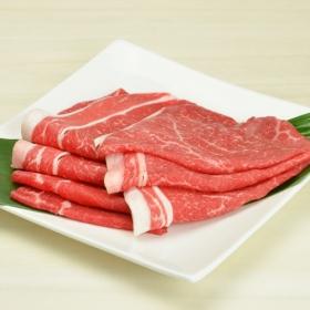 ヤマギシの牛肉 モモしゃぶしゃぶ用